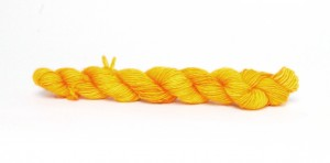 Minis Meme Yarns 17 Light Orange